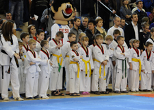 "JSC ""PTA"" Atlant ""supported New Year's taekwondo tournament"