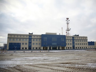 Novy Urengoy Gas and Chemical Complex