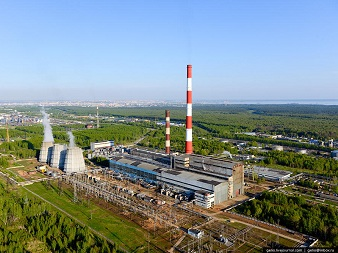 Kazan combined heat and power supply plant-3