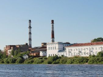 Sukhonsky Paper and Paperboard Plant